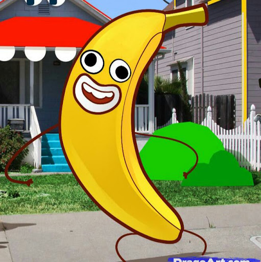 картинки банана говорящего