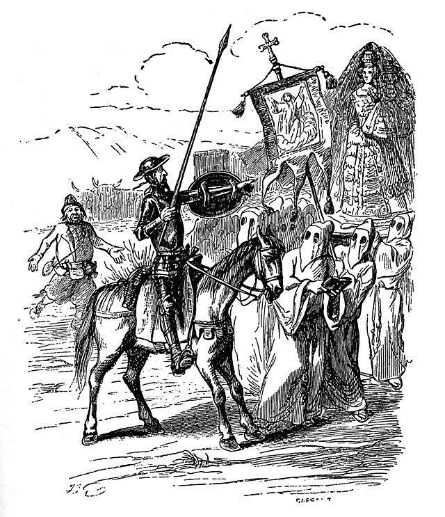 an analysis of don quijote by alonso quijano